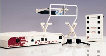 system k7 Relaksacja Mieśni Stawów Skroniowo - Żuchwowych iSzyi