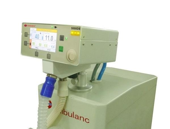 Sedacja wziewna - Ambulanc All 5000C